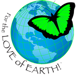 For the Love of Earth Logo